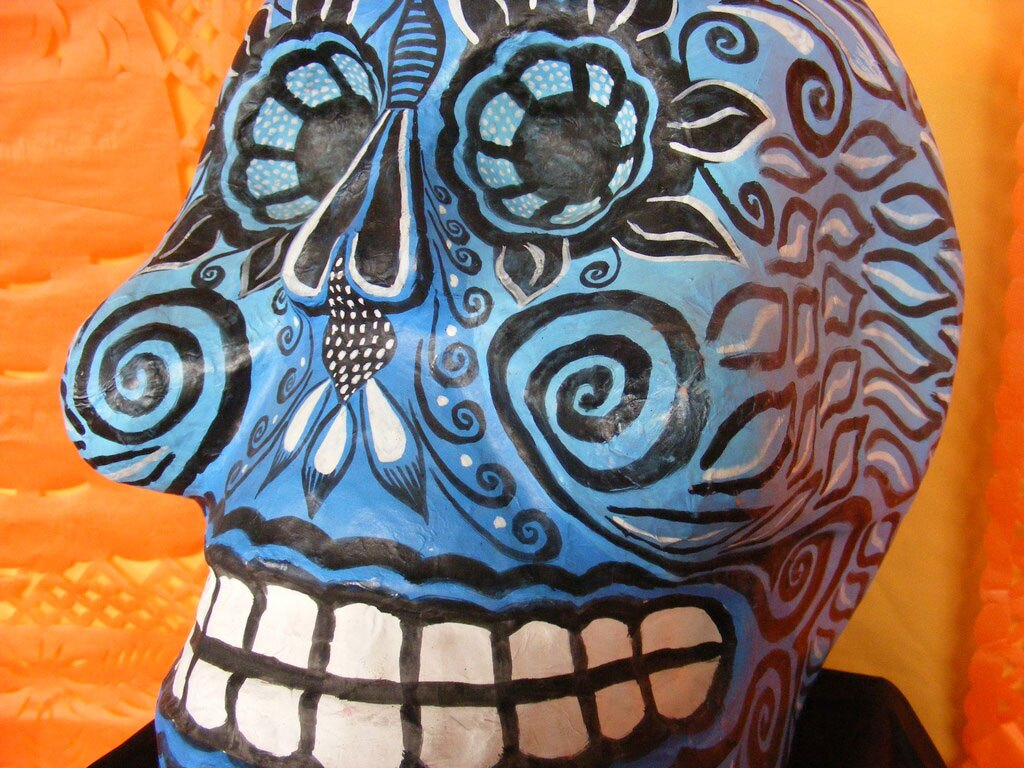 bowers day of the dead