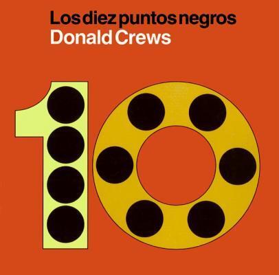 """Portada de """"Los diez puntos negros"""" de Donald Crews"""