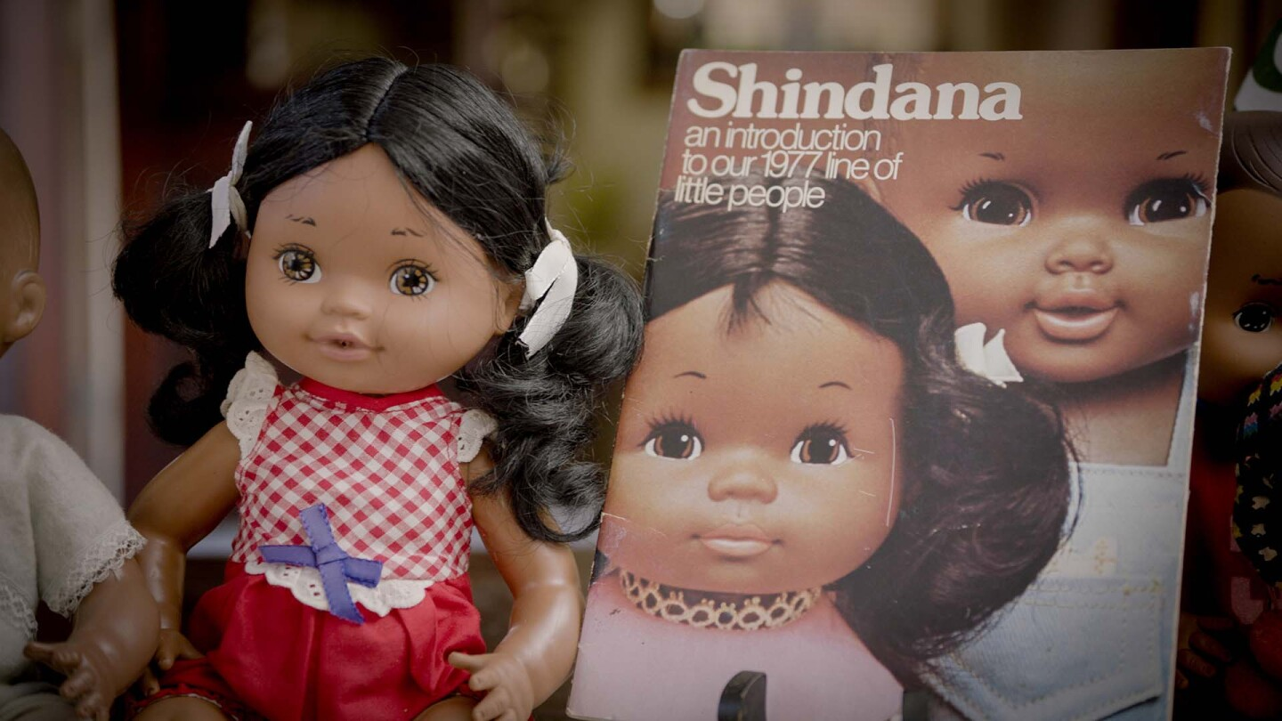 "Shindana Dolls | Still from ""Lost LA"" S4 E6: Shindana Toy Company"
