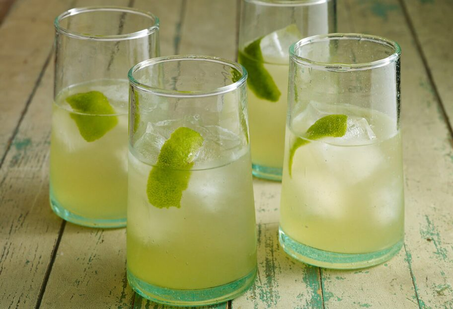 oaxan sour cocktail