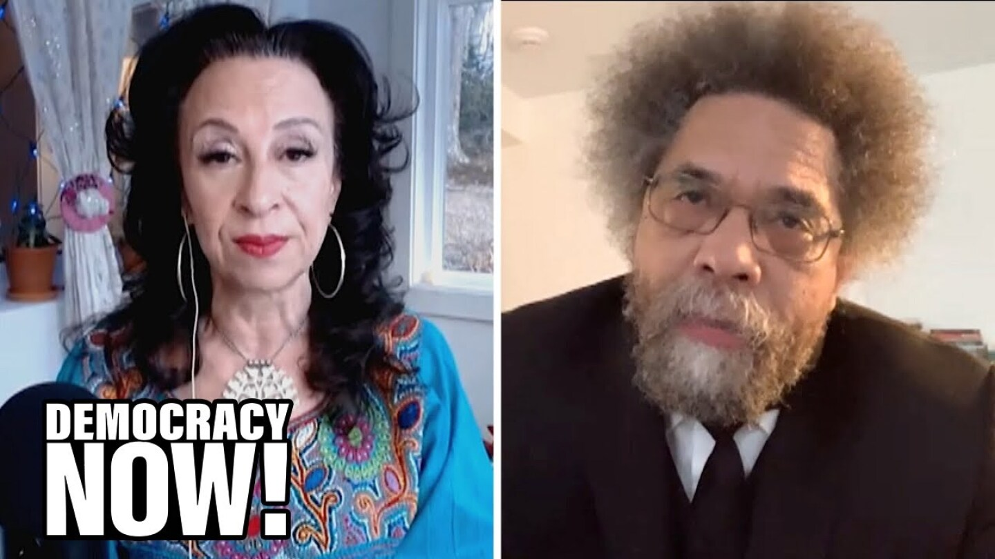 Journalist Maria Hinojosa and Harvard professor Cornel West analyze what comes next for the Biden administration.