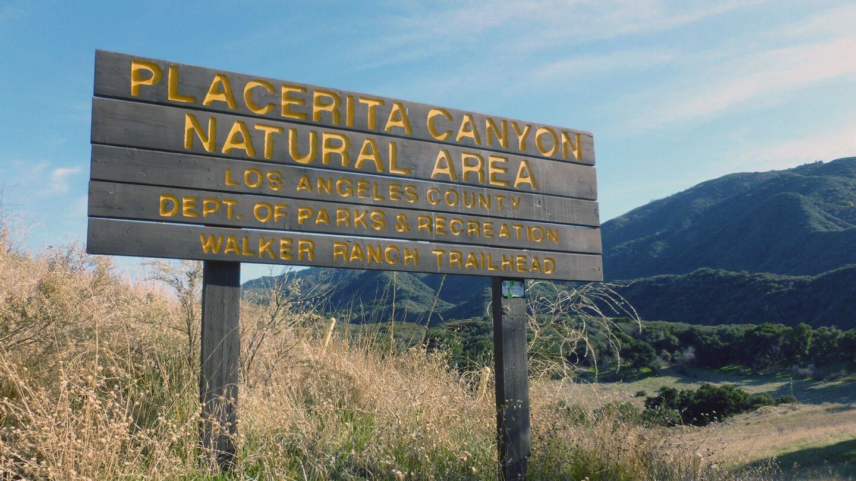 placerita canyon natural area