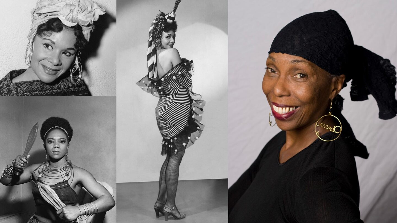 African-American women in dance
