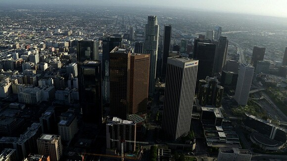 "Downtown L.A. | ""The Sky Above"" by Kamau Patton. Video by Machine Project."