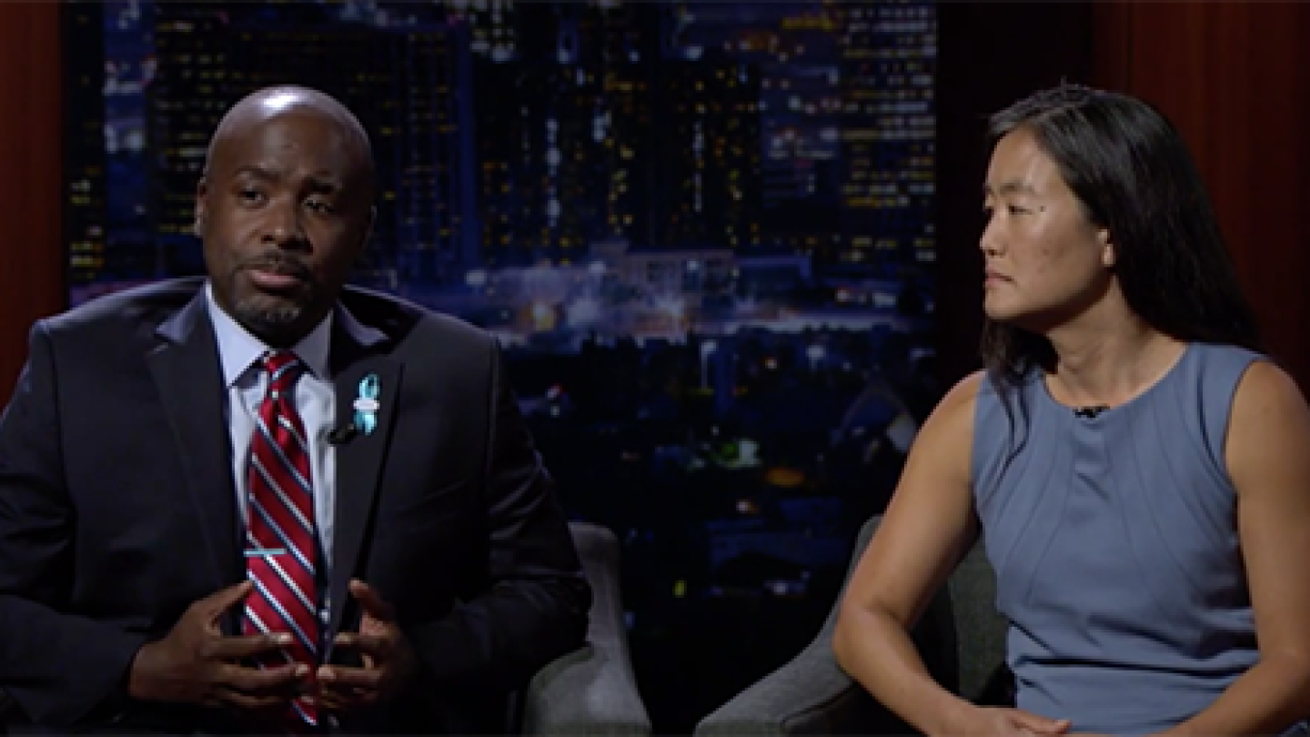 Jennifer Ito, explains demographic changes in Los Angeles. Marqueece Harris-Dawson, Councilmember to L.A.'s 8th District, explains a change in wages.