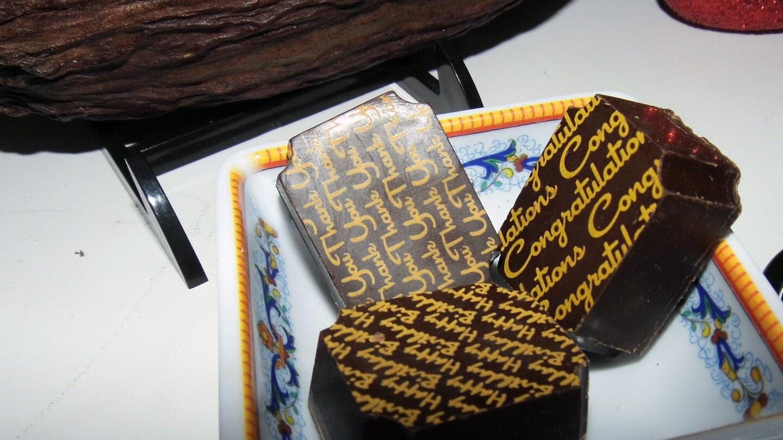 Chocolats du Cali Bressan