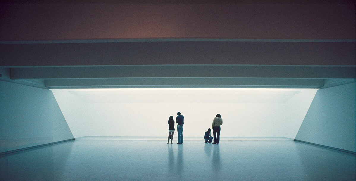 Robert Irwin, untitled | Collection Walker Art Center, Minneapolis, Gift of the artists, 1971