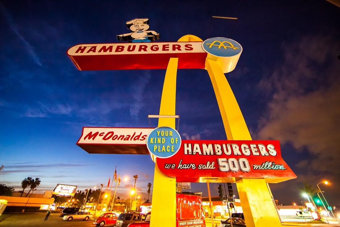 Oldest Operating McDonalds