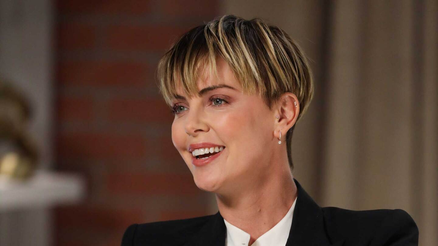 """Charlize Theron 