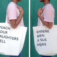 "Lisa Diane Wedgeworth's ""Teach Your Daughters Well, Enseñe Bien a Sus Hijas"" 