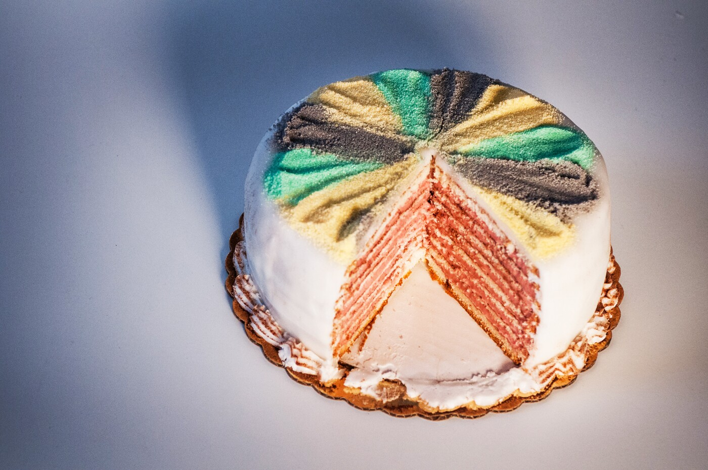 Southern Foodways Alliance: Cake by Debbie Does Doberge