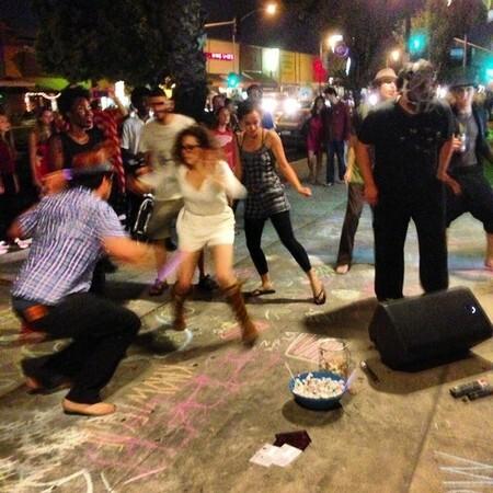 First Fridays Art Walk   Photo: First Fridays Long Beach