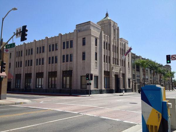 Old Santa Ana City Hall (1935)