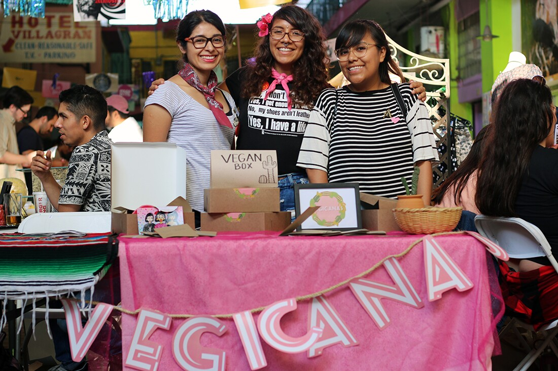 Vegicana, a vegan zine based in Tijuana | Samanta Helou Hernandez