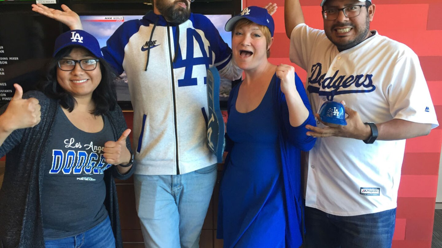 We want to hear your Dodgers Story!