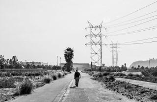 Sergio Herrara Walks Through Bowtie