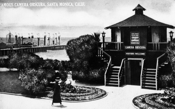 Camera Obscura, ca. 1924 | Security Pacific National Bank Collection, Los Angeles Public Library