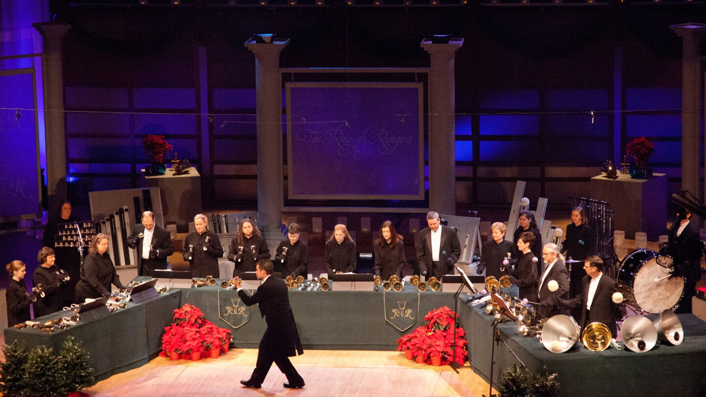 holiday handbells