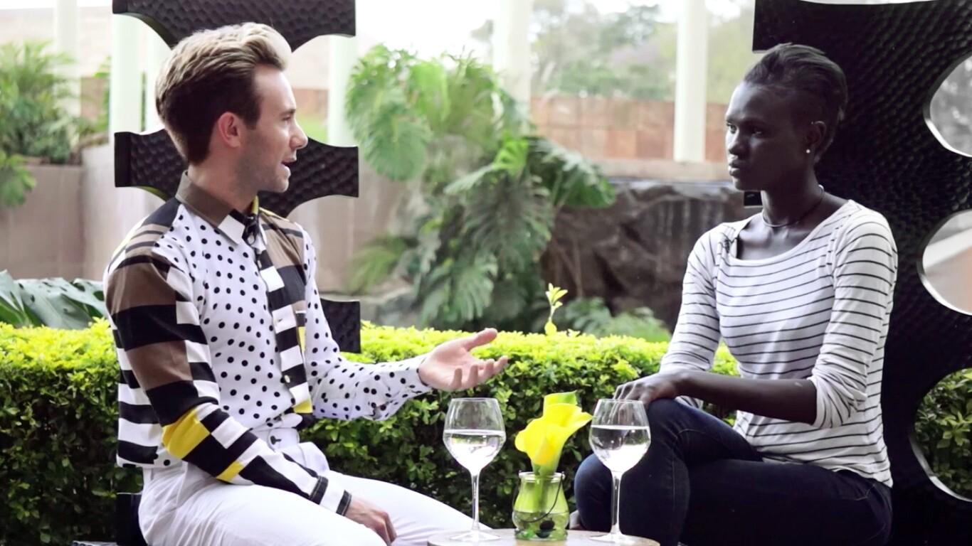 Ajuma Nasenyana interview