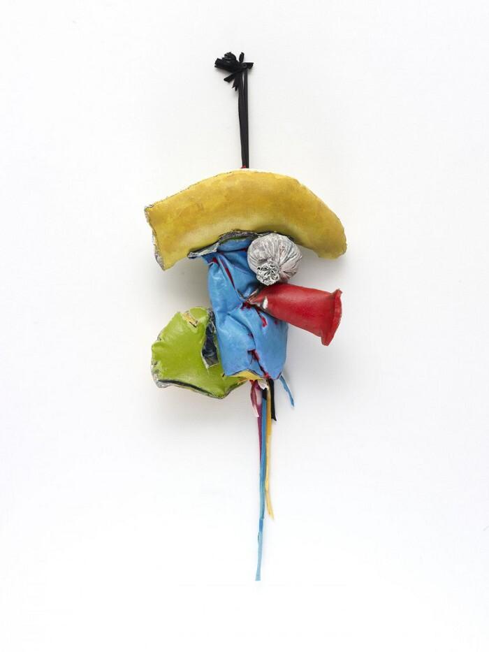 "John Outterbridge, ""Rag and Bag Idiom III,"" 2012"