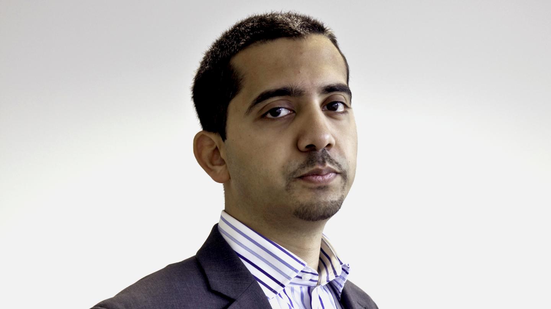 "Mehdi Hasan, host of ""Upfront"" | Al Jazeera English"