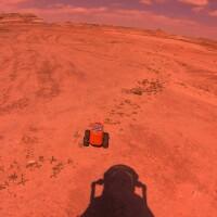 MDRS Hab,rover and astronaut   Kavya Manyapu