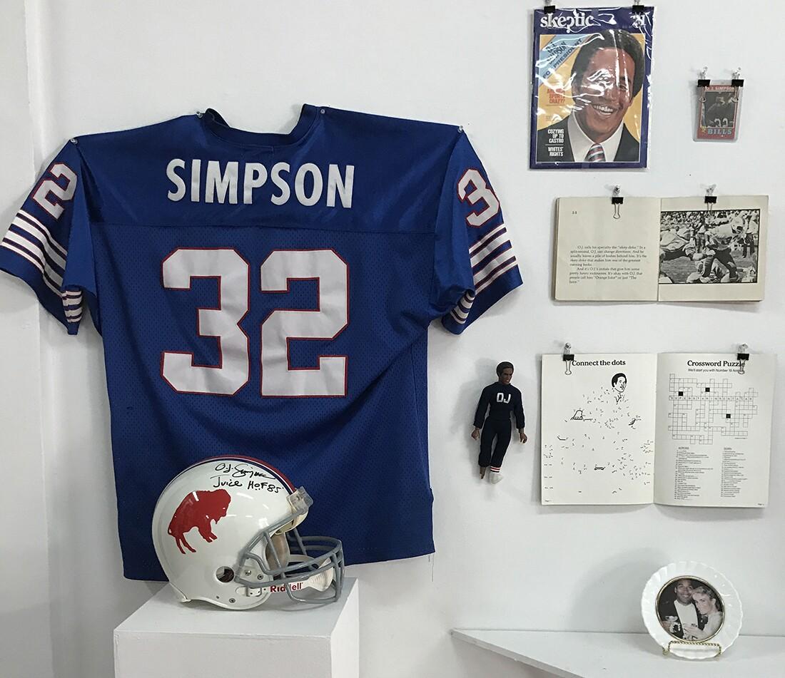 O.J. Simpson Jersey | CNS