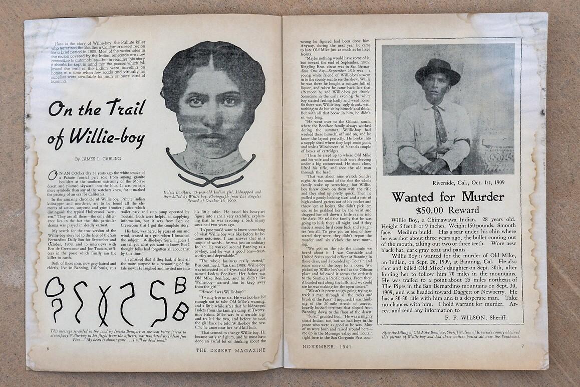 November 1941 story