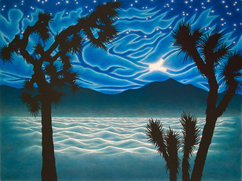 Phantom Sea, 2014 | Courtesy of Sharon Ellis