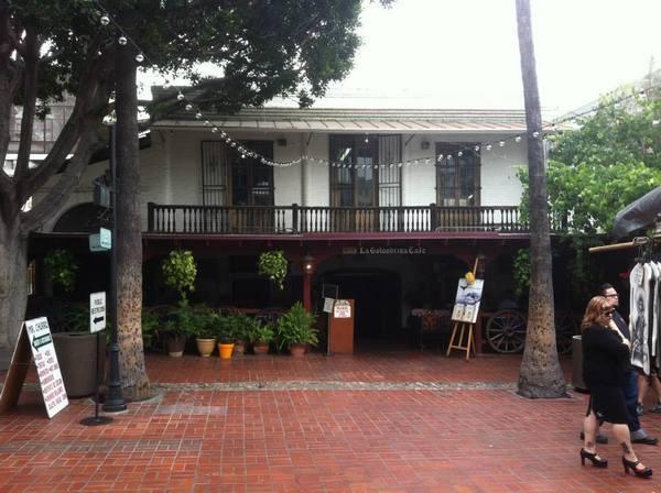 The Pelanconi House