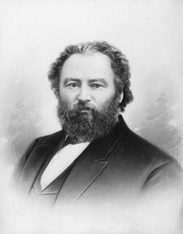 Anaheim mayor Maximilian (Max) Franz Otto Strobel spearheaded the first campaign to create what eventually became Orange County. Courtesy of the Anaheim Public Library.