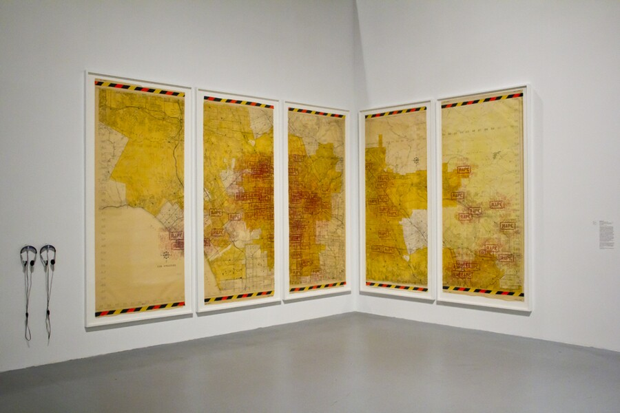 Suzanne Lacy, Three Weeks in May, Under the Big Black Sun