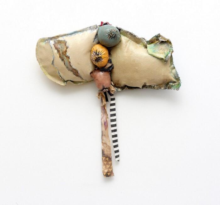 "John Outterbridge, ""Rag and Bag Idiom II,"" 2012"