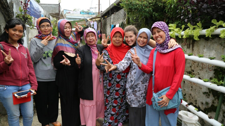 Towards the Human City: Friendships in Bandung