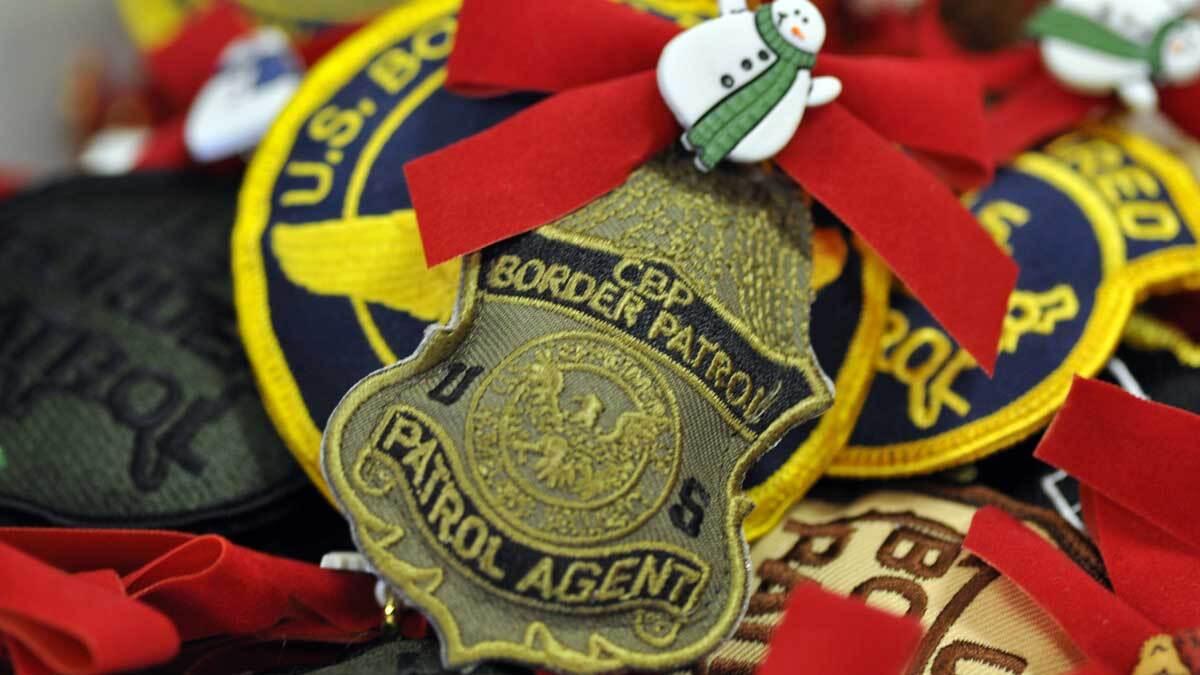 Border Patrol badge | Jonahtan McIntosh / Flickr / CC BY 2.0