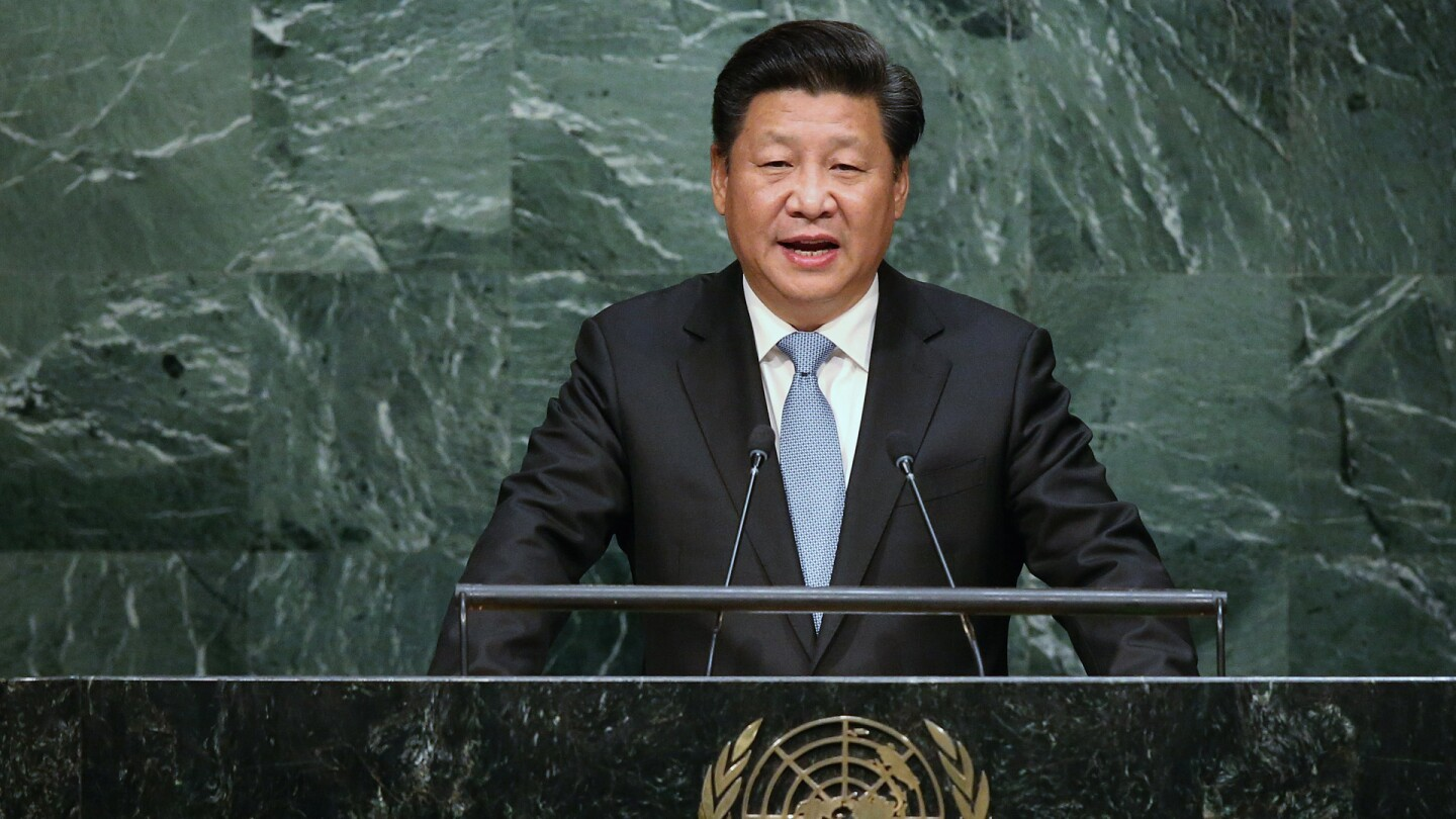 Chinese President Xi Jinping, John Moore/Getty Images