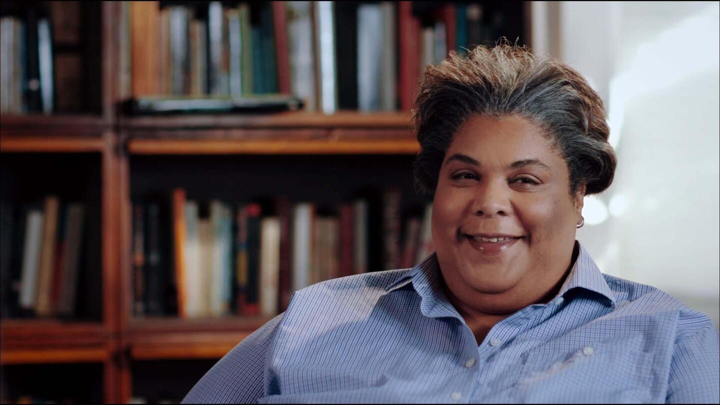 "Roxane Gay is interview on ""Breaking Big"""