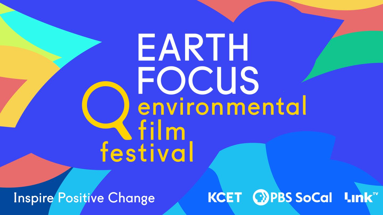 Earth Focus Environmental Film Festival 2021 key art