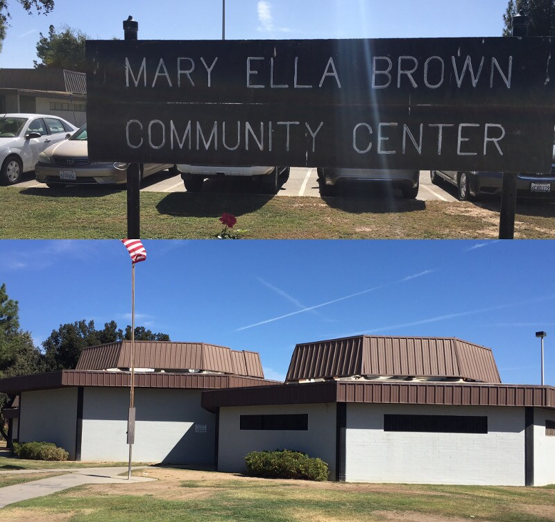 Fresno's Mary Ella Brown Commuinty Center
