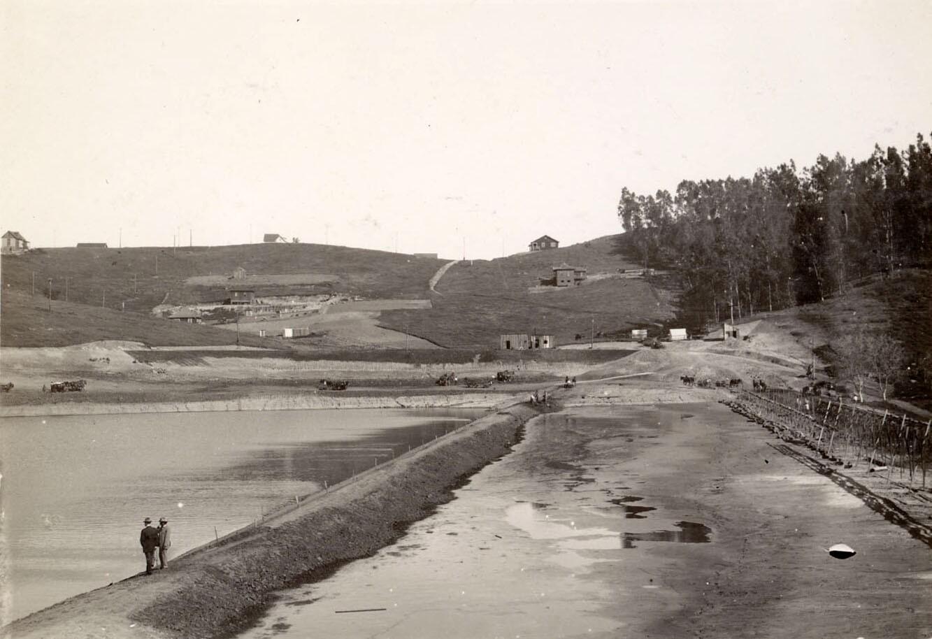 Silver Lake Dam