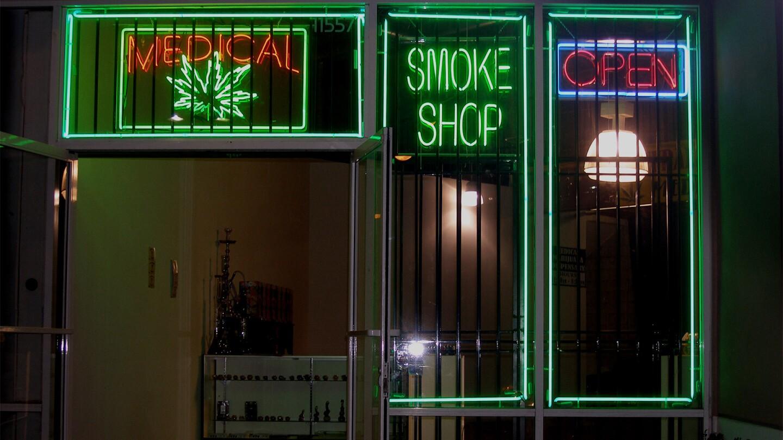 Medical Marijuana DIspensary   photo by Laurie Avocado