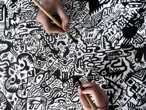Sumi Ink Club - The Portrait