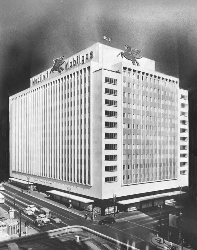 General Petroleum Building (Pegasus Apartments)