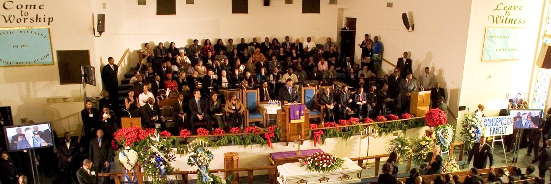 Stanley 'Tookie' Williams Funeral