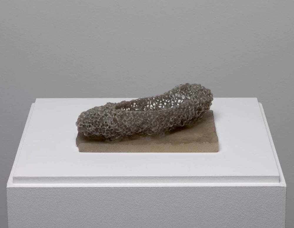 Marisa Merz's Scarpette (Little Shoes), 1968   Tate