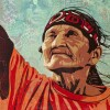 """Ernesto Yerena (Xicanx, Yaqui), """"We The Resilient."""" (featured)"""