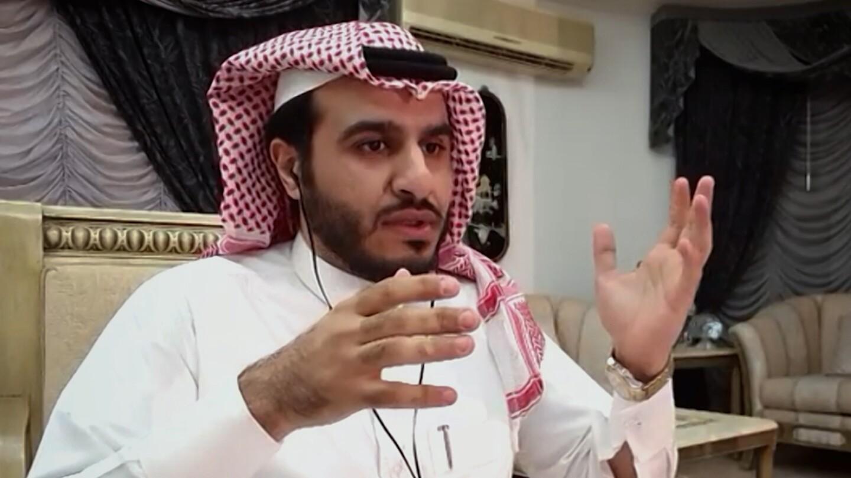 Faris Bukhamsin, CEO of Scientific Saudi.