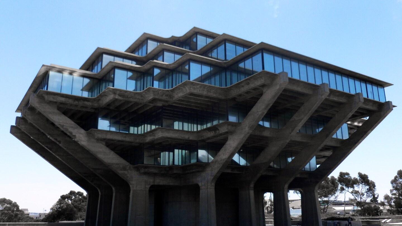 William Pereira'sGeisel Library| Sandi Hemmerlein