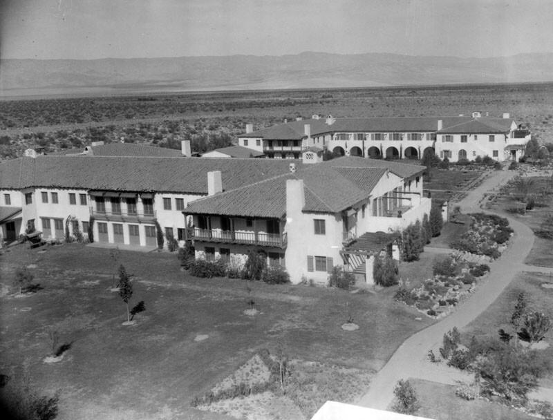 Desert Inn, Palm Springs, ca. 1930