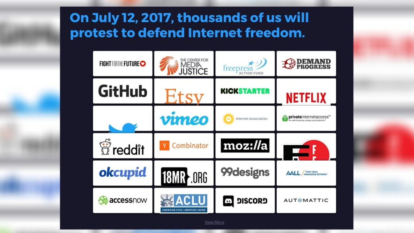 Battle For the Net: Mass Day of Action Aims to Stop Trump's FCC from Destroying Free & Open Internet